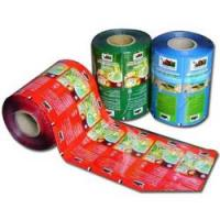 China PET/AL/PE tomato ketchup sachet film wholesale