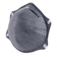 China 4 ply Disposable Dust Mask , Disposable FFP2 Carbon Filter Respirator wholesale
