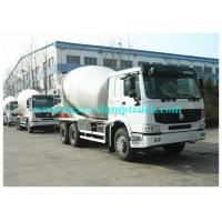 China 6X4 howo concrete truck mixer T5G ZZ1257N404HD1 RHD 14 cubic meters for vietnam wholesale