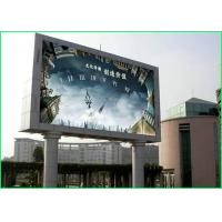 China P4.81 ISO9001 High Resolution Outdoor Advertising Led Display Screen for Show Business wholesale
