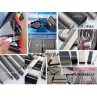 China Conductive foam seal strip made up of conductive fiber cloth which resist corrosion wholesale