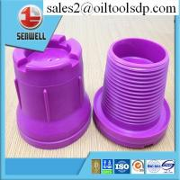 Buy cheap API standard heavy duty plastic thread protector for drill pipe & drill collar from wholesalers