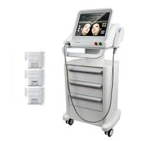 China Easy work face lift hifu portable ultherapy non surgical facelift machine wholesale