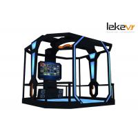 Buy cheap Interactive Shooting 9D VR Simulator For Sale In FEC and Arcades from wholesalers