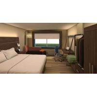 China Commercial Luxury Hotel Furniture , Apartment Hotel Bedroom Furniture wholesale
