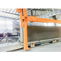 China Safety Autoclaved Aerated Concrete Plant AAC Semi - Product Hoister For Slab wholesale