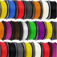 China Fluorescent Yellow 3MM ABS Filament Soft , Solidoodle / Afinia 3D Printer Filament wholesale