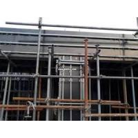 China plastic formwork system/concrete wall form wholesale