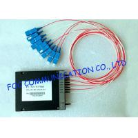 Quality CWDM MUX / DEMUX Module High Stability And Reliability For Telecom Networks for sale