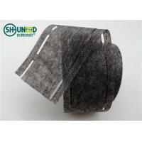 China Non Woven Tapes Fusible Interfacing Fabric Good Adhesive Strength For Garment Wear on sale