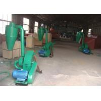 China Maize Wood Waste Grinder Smash Dry Feed / Wood Pellet Hammer Mill wholesale