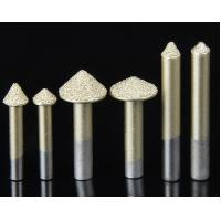 China Head Deformation Diamond Engraving Tool Excellent Sharpness 60° Angle wholesale