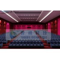 China Safty Protection Design 4D movie theatre for 24 Persons wholesale