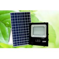 Buy cheap MarsFire 50W 2835 led solar flood light, 6V 20w polysilicon led rechargeable from wholesalers