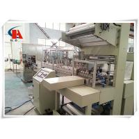 China Fully Automatic Juice Production Line 0.2 - 0.25Mpa Water Pressure For Washing Bottle on sale