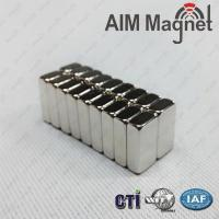 China neodymium block magnet wholesale