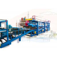 Buy cheap Automatic Eps Sandwich Panel Production Line With 6 Rows 3KW from wholesalers
