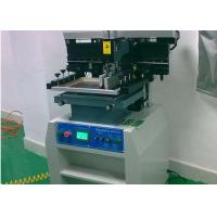 China Touch-screen solder paste printer semi-auto PT-250 model with 5s Printing Time wholesale