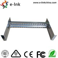 China 19 Rackmount Adjustable Universal Din Rail Mounting Bracket For Din Rail Products wholesale