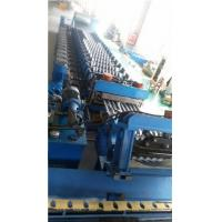 China High Speed Corrugated Side Steel Silo Automatic Roll Forming Machine For Storage Granary wholesale