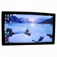 China Latest professional 65-inch LED TV, HD/HDMI/VGA/AV HDMI multi touchscreen monitor with 4 points wholesale