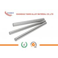 China Ni70cr30 Annealed Nicr Alloy In Bar / Rod High Performance Nonmagnetic wholesale