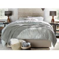 China Camille Ruched Solid Modern Bedding Sets Soft 4 Pcs With Different Size wholesale
