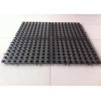 Buy cheap Plastic HDPE Drainage Sheet for Planted Roof, plastic drainage, Plastic HDPE from wholesalers