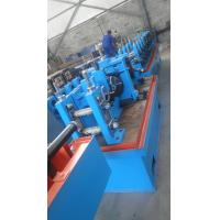 China High Speed Flexible Carbon Steel Pipe Making Machine 1.0mm - 2.0mm Thickness wholesale