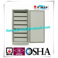 China Commercial Fire Safe File Cabinets 7 Drawer For CD / Tape / Camera Storage wholesale