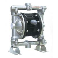 Quality Chemical Stainless Steel Diaphragm Pump 330L/Min 8.3bar Check Valve for sale
