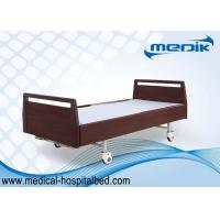 China Height Adjustable The Sick Home Care Bed , Multi Purpose Nursing Bed wholesale