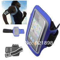 China Running Sports GYM Armband 9 Color Waterproof Cell Phone Cases For Apple Iphone 5 5G wholesale