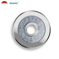 China External Control 18W RGB Color IP68  Outdoor Water Fountain Led waterproof Lights wholesale