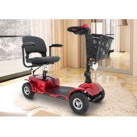 China DB-663 Motorized Handicap Scooter , Portable Electric Scooter For Seniors wholesale