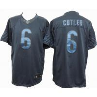 China Nike NFL Chicago Bears 6 Cutler blue drenched Jersey wholesale