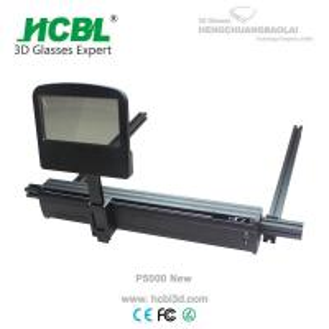 3D Modulator Passive 3D Home Cinema Master Control System / Movie Theater Equipment