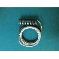 China Thermocouple Wire J Type Coiled Heating Elements High Temperature Teflon Wire Leads wholesale