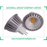 China AC / DC12 - 24V Indoor LED Spotlight Aluminum Material Easy For Heat Radiation wholesale
