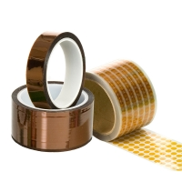 China Kaptons Polyimide Film 3D Printer Amber ESD Tapes wholesale