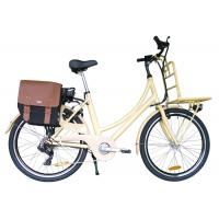 China High performance Classic Dutch e bike , adult electric bicycle with Brushless Motor wholesale