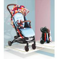 China Crossover Infant And Toddler Stroller , Air / EVA Tube Newborn Baby Stroller wholesale