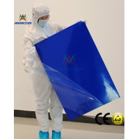 China 0.06KG 18x36 Inch  Anti UV 170kg/Cm² Tensile Strength ESD Sticky Mat wholesale