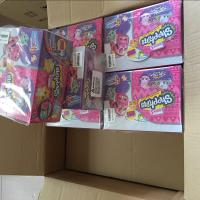 60pcs/ Lot Box-Packed SHOPKIN Season 5 Girls Toys Collection Doll Simulation Play House Supermarket Shopping Toys