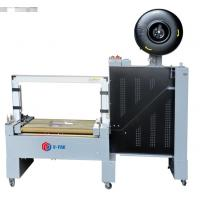 China Fully Automatic Strapping Machine , Low Noise Automatic Box Strapping Machine on sale