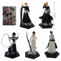 China Bleach Action Figures,Anime figure wholesale