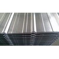 China 3003 Alloy Aluminum Roof Panels Galvanised Corrugated Roofing Sheets For Construction on sale