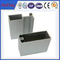 China Great ! Commercial aluminum glass door frame for office partition wholesale