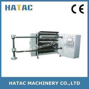China Automatic Kraft Paper Slitting Rewinding Machine on sale
