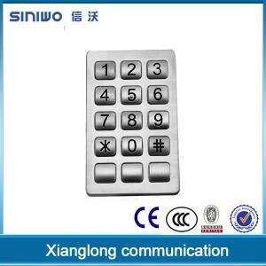 China Zhejiang Manufacturer B29 Fancy Antique Telephone Keypad wholesale